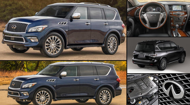 Does The Nissan Armada Look Better Than The Infiniti